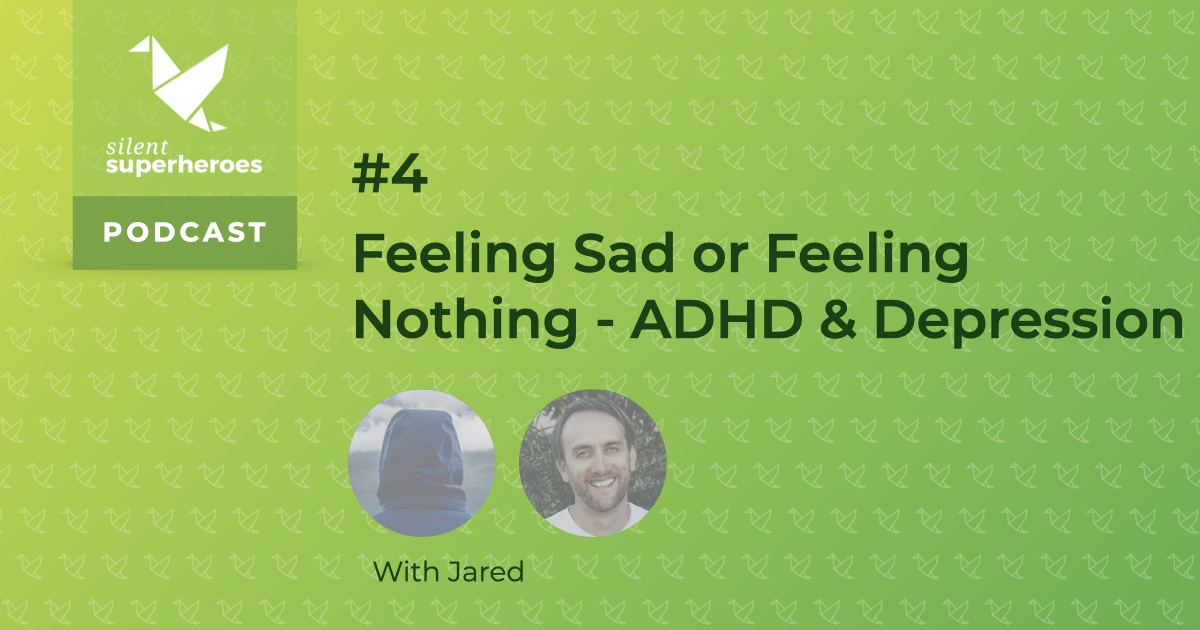 adhd at work mental health podcast
