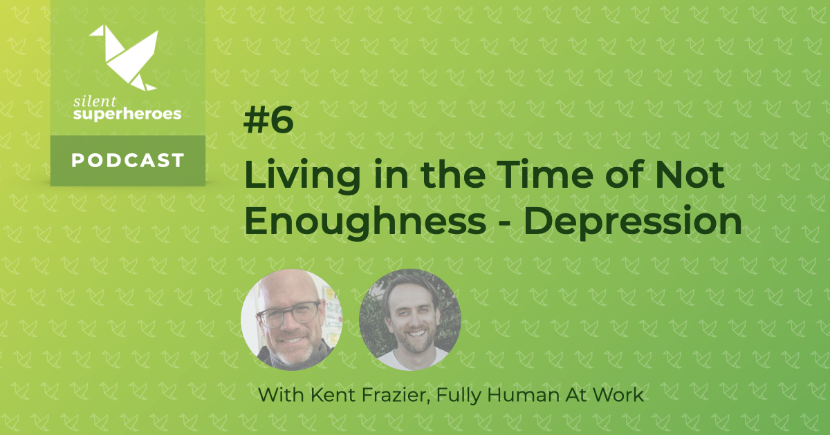 how to manage depression at work mental health podcast