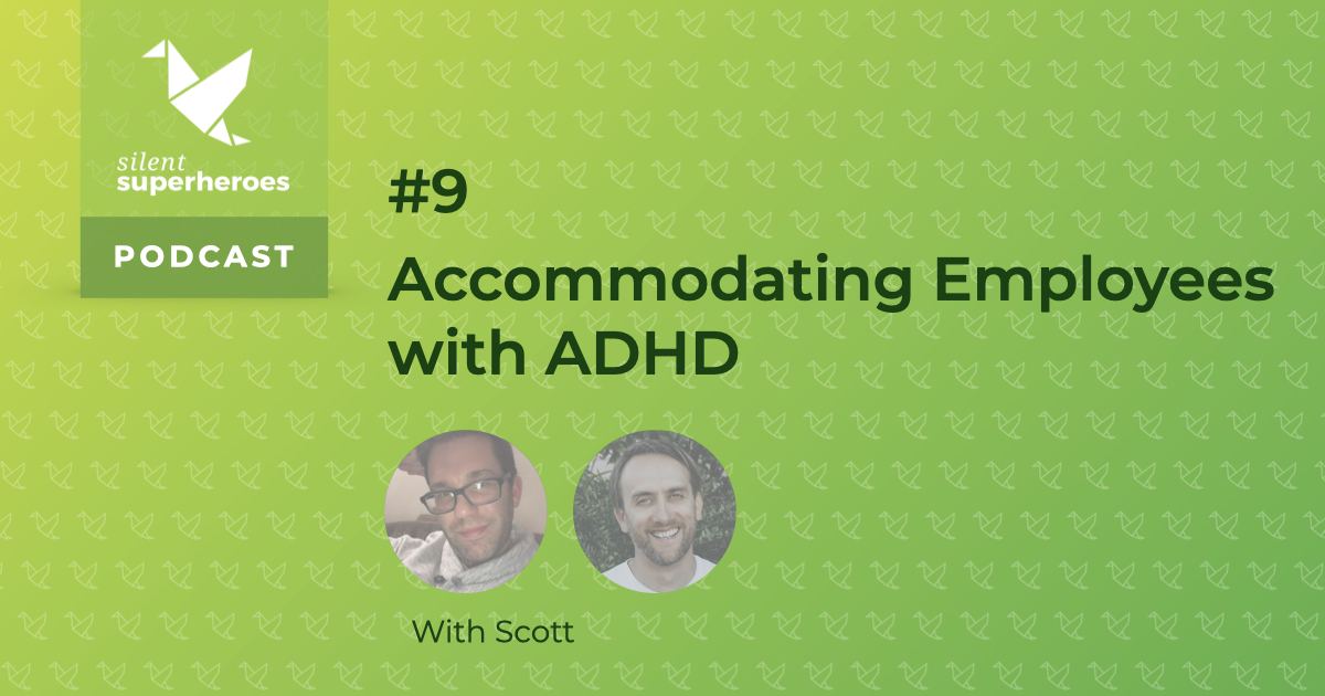 accommodating employees with adhd