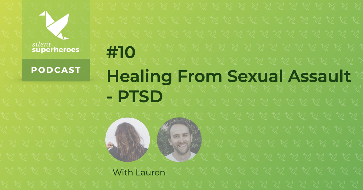 healing from ptsd mental health podcast