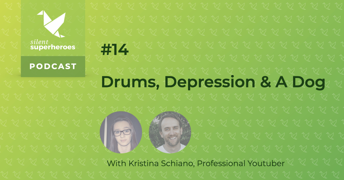 depression Kristina Schiano mental health podcast