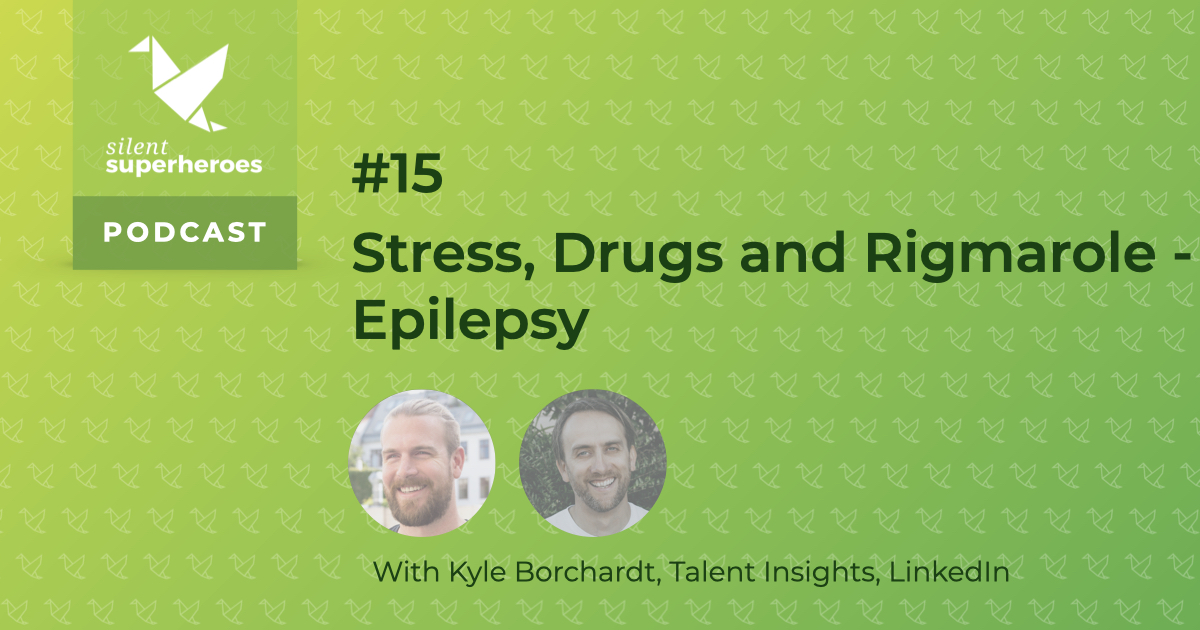 epilepsy at work mental health podcast