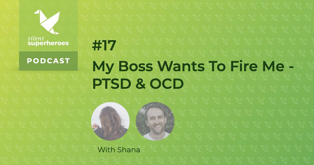 OCD at work mental health podcast