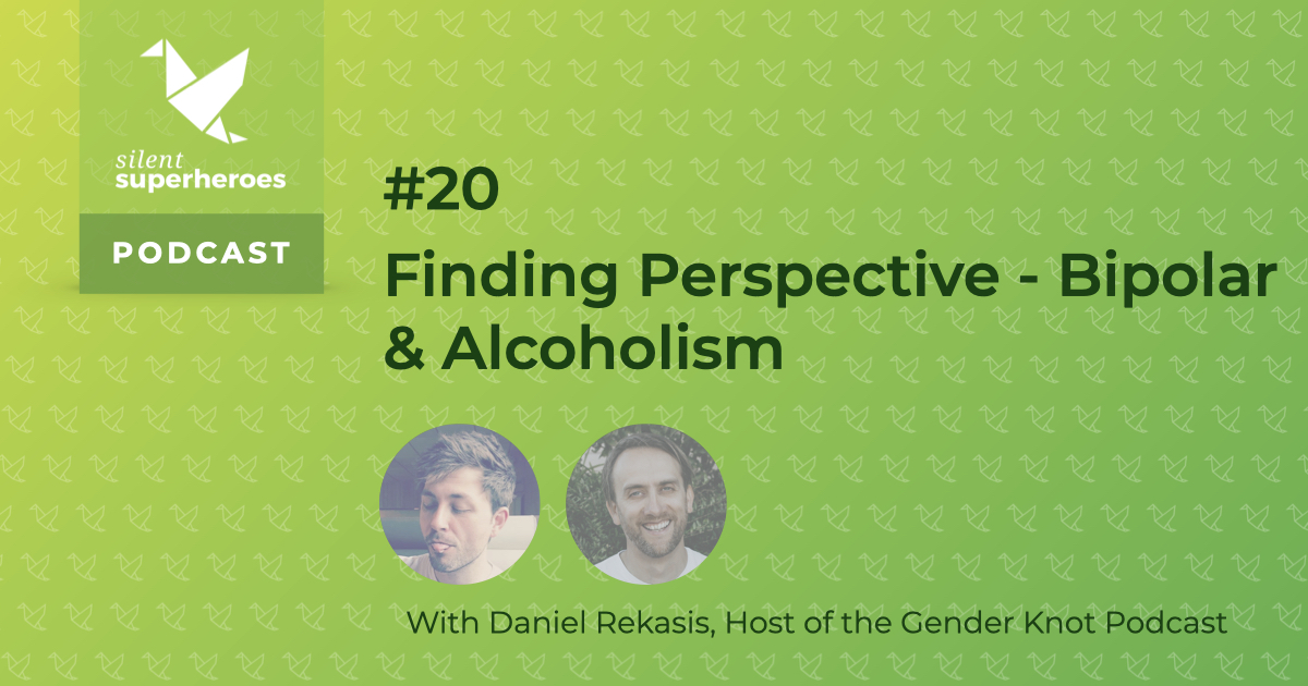 bipolar and alcoholism mental health podcast