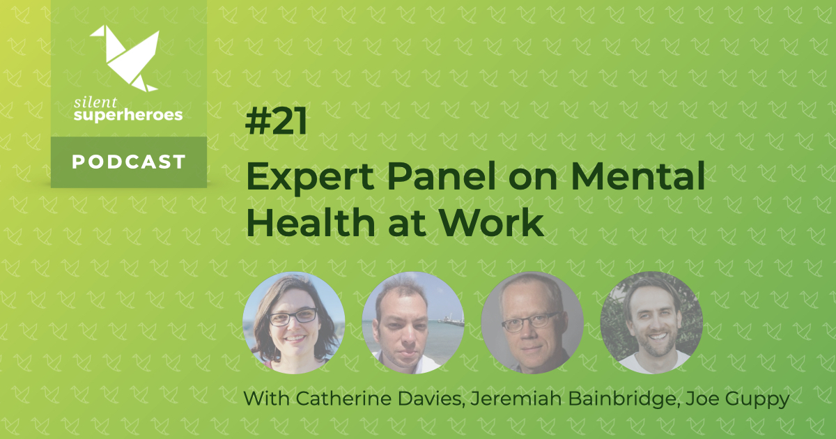 mental health at work mental health podcast