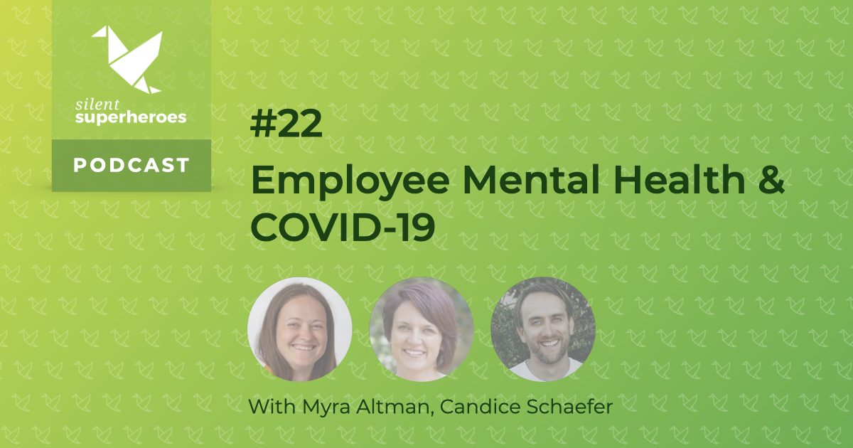 employee mental health coronavirus mental health podcast