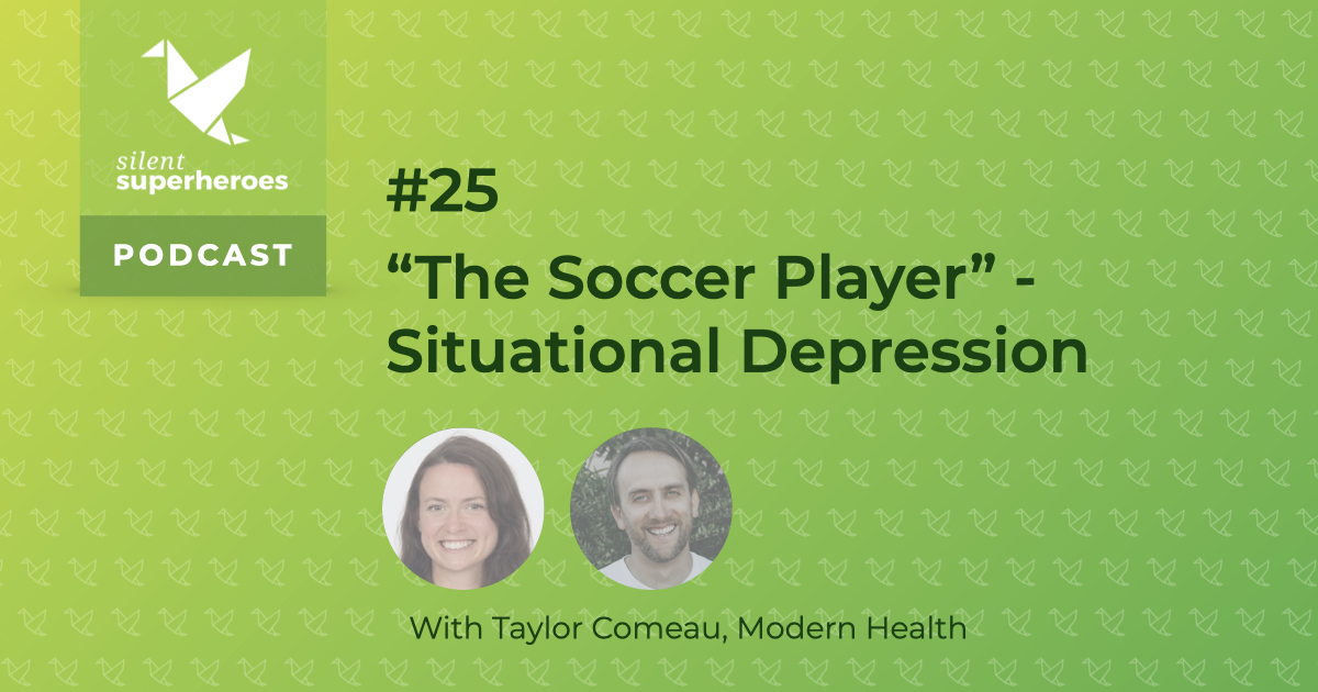 taylor comeau mental health podcast
