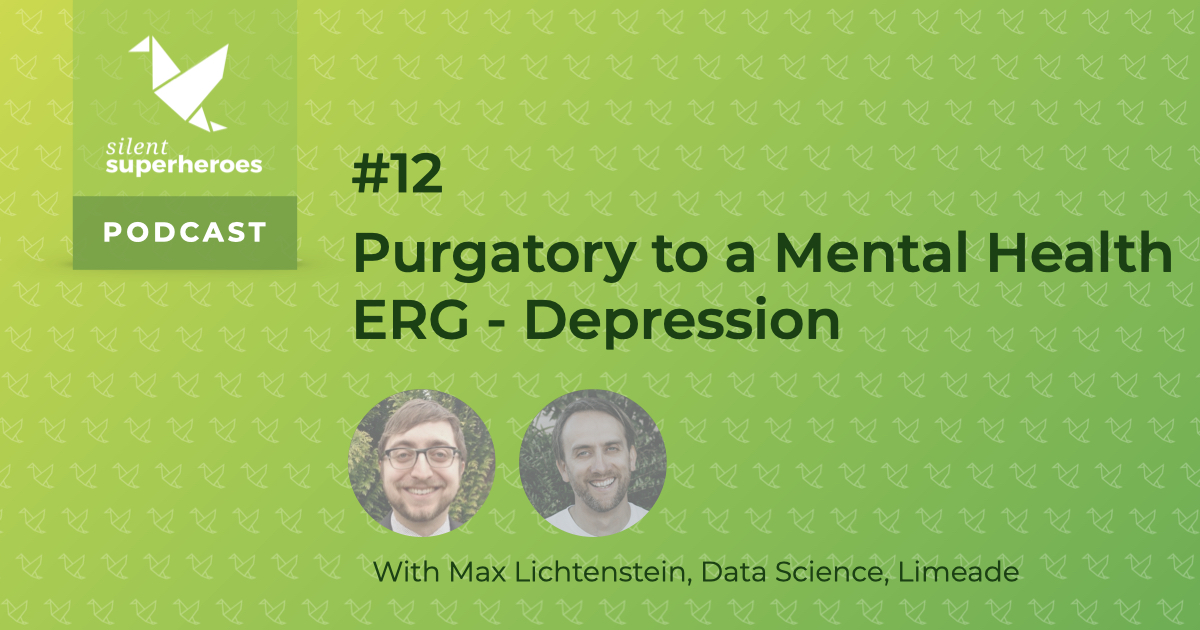 mental health ERG mental health podcast