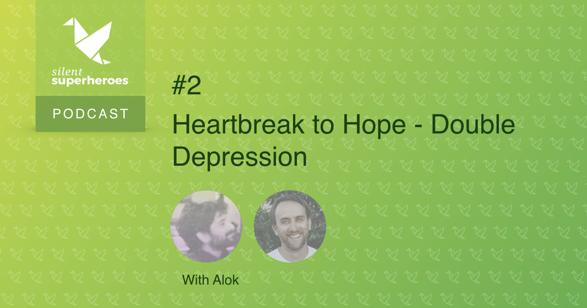 double depression mental health podcast