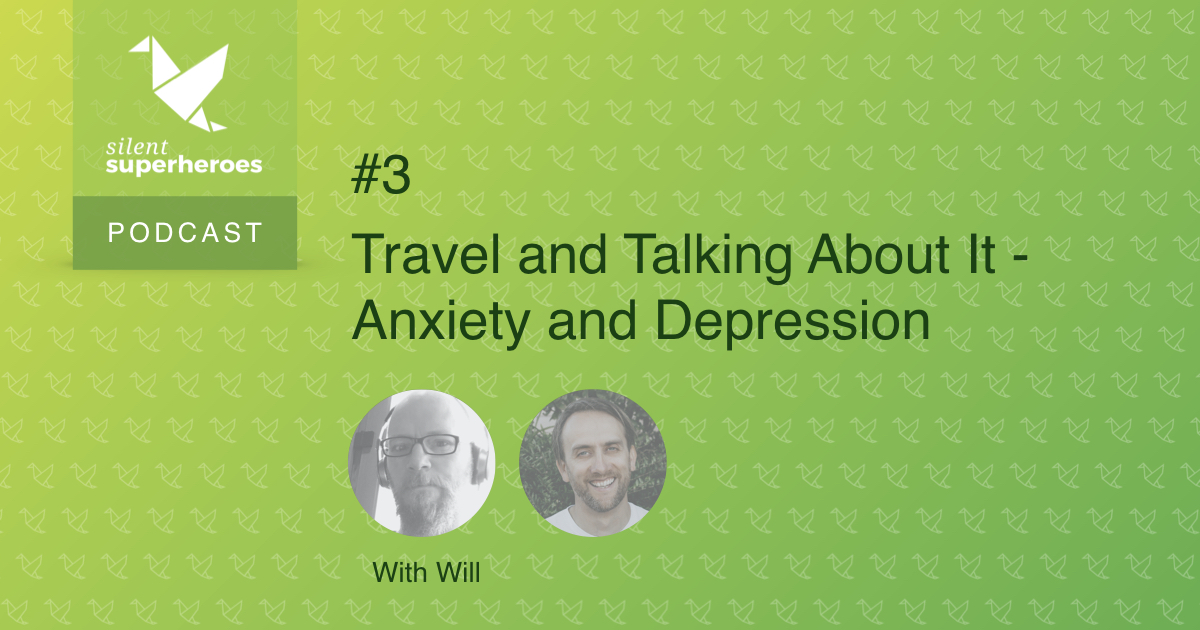 anxiety at work mental health podcast